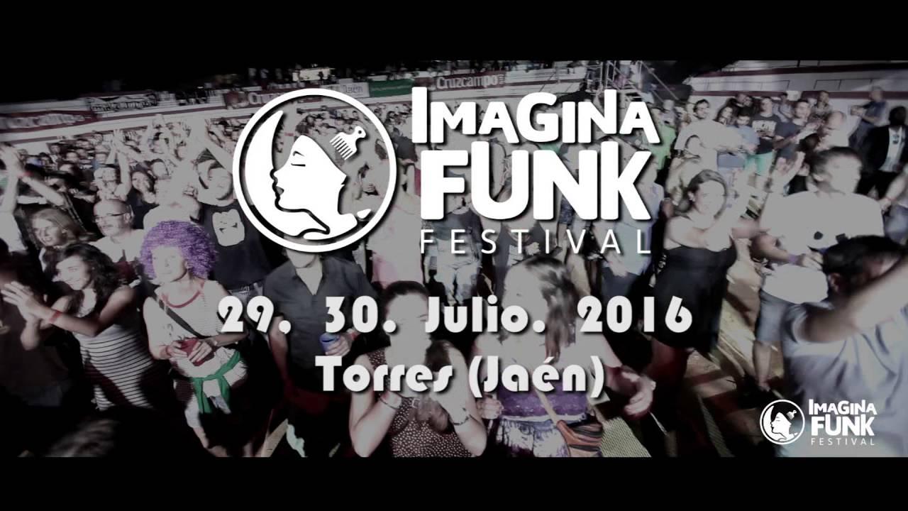 Concurso Nacional de Música Negra Imagina Funk 1