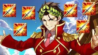 Gaius Julius Caesar  - (Fate/Grand Order) - CAESAR IS ABSOLUTELY BROKEN