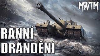 World of Tanks STREAM-  Ranní platoon s Andrewem //eSuba !! 🔥 💥