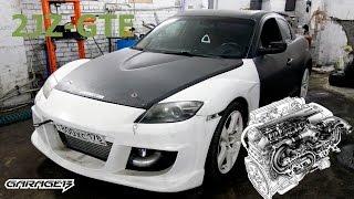 Mazda Rx8 2JZ-GTE Swap