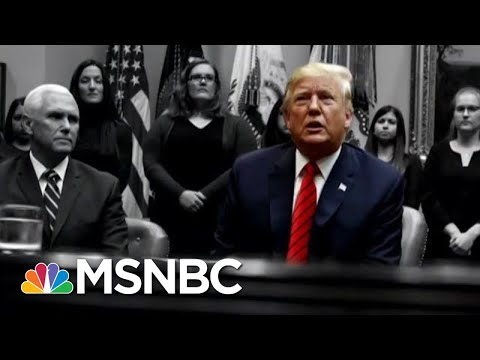 Dickey: Syria Crisis Only Worsens Europe's Frustration With Trump | The 11th Hour | MSNBC