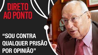 Ives Gandra considera prisão de Roberto Jefferson uma crueldade