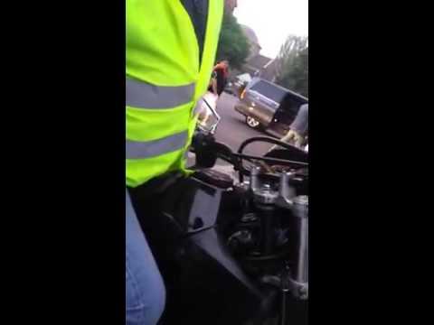 Taxis : Tranche de vie Porte de Saint-Cloud