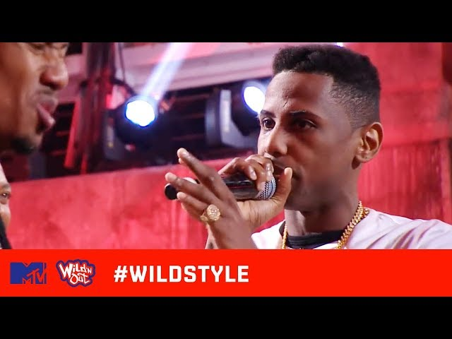 Wild 'N Out   Kevin Hart & Fabolous Settle The Fight   #Wildstyle