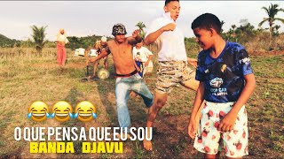 FUNDO DE QUINTAL OFC - O QUE PENSA QUE EU SOU / BANDA DJAVU ( VERSION FQ)