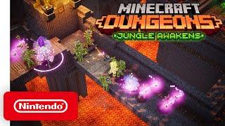 videó Minecraft Dungeons: Jungle Awakens