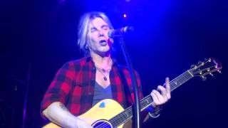 Goo Goo Dolls - Can't Let It Go and Lucky One IP Casino Biloxi MS 12 / 03 / 2016