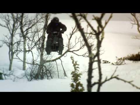 Снегокат Sтowracer SX Pro Black