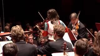 Kopatchinskaja: Cadenza-Encore for Stravinsky's Violin Concerto ∙ Patricia Kopatchinskaja