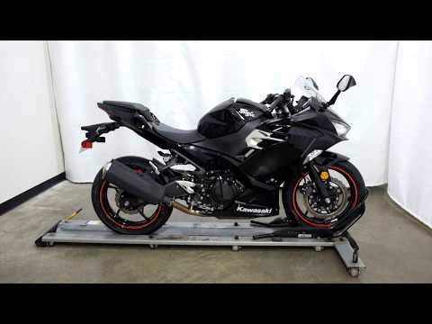 2018 Kawasaki Ninja 400 ABS in Eden Prairie, Minnesota - Video 1