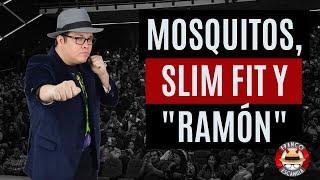 """Franco Escamilla.- Mosquitos, Slim Fit y """"RAMÓN"""""""