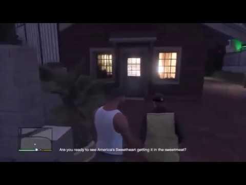 GTA V sex scene