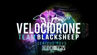 Live VELOCIDRONE | freestyle training, let's learn new tricks... | #fpvfreestyle