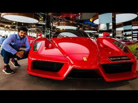 La Ferrari or Enzo Ferrari?