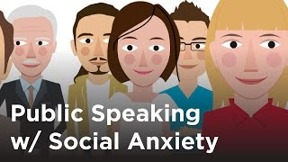 Public Speaking with Social Anxiety - Dr. Russ Morfitt