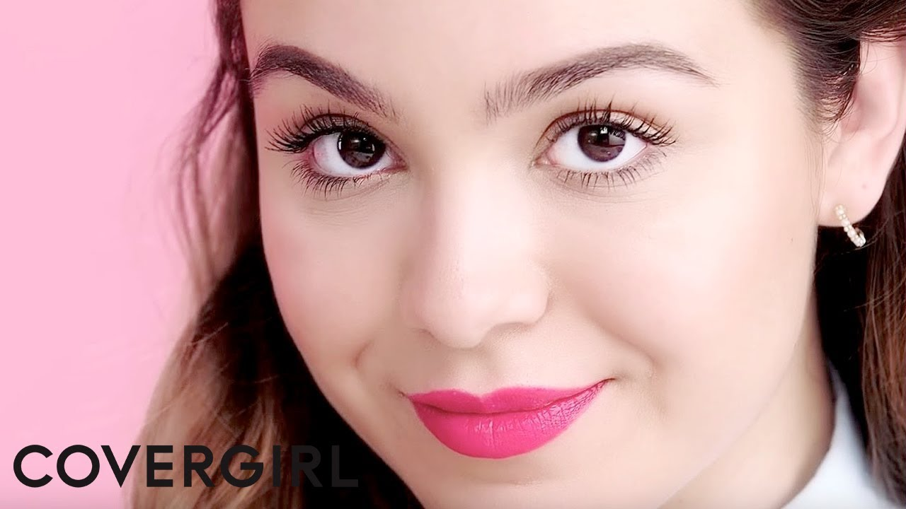 Astuces maquillage pour les yeux: Mascara 101 avec Mirella Belle | COVERGIRL