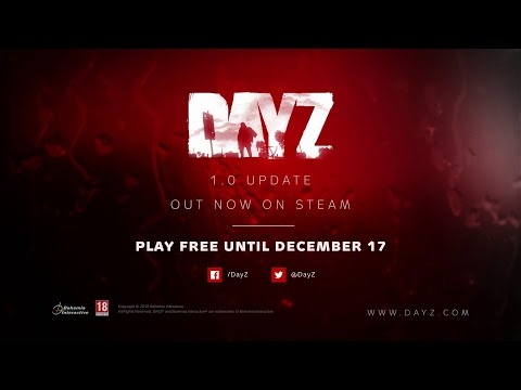 DayZ - PC 1.0 Launch Trailer thumbnail