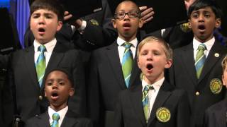 The Georgia Boy Choir - The First Noel
