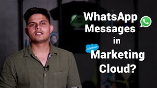 Send WhatsApp Messages from Salesforce Marketing Cloud