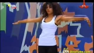 Balageru Idol - Hanna Gebre-Egziabher, Dance Contestant from Mekele