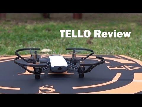 TELLO Review – My Favorite $99 Smart Drone