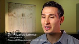 Local chiropractor video