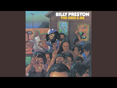 Billy Preston You Are So Beautiful