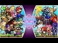MARIO Vs SONIC! TOTAL WAR!! (Mario Vs Sonic The Movie) | Rewind Rumble