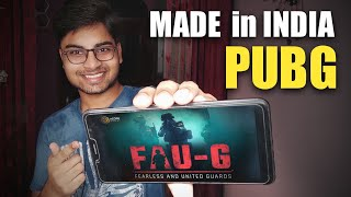 FAU G Game Launch Date ? Indian PUBG by Akshay Kumar | FAUG Trailer & Gameplay ?