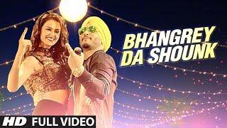 Dilbagh Singh: BHANGREY DA SHOUNK Desi Routz   New