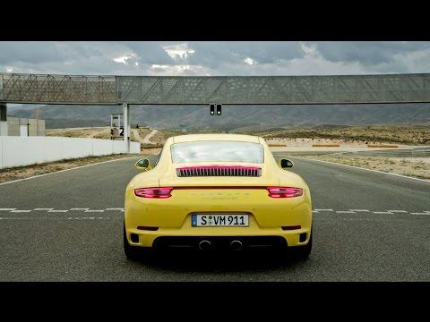 Porsche  911 Купе класса A - рекламное видео 4