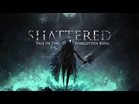 Shattered - Tale of the Forgotten King Official Trailer (Early Access release) de Shattered - Tale of the Forgotten King