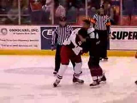 Tom Sestito vs. Chris Stewart