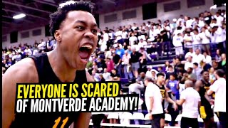 This Is Why Everyone Is SCARED of Montverde!! Scottie Barnes & Cade STRAIGHT CLOWNIN!!