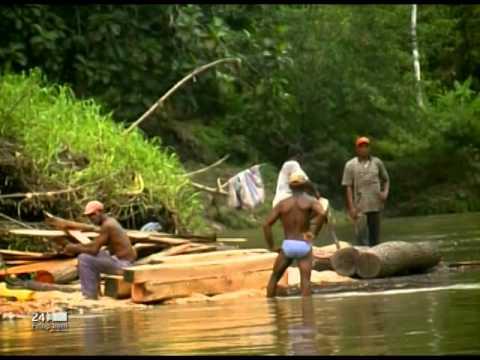 La nutrizione pescando sul canale