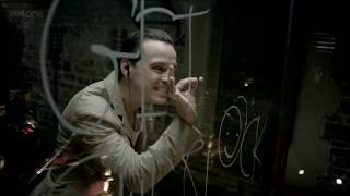 Sherlock épisode 2.03 VO: Stayin'Alive with Moriarty