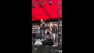 The Upset Victory | 'The Worst In Me' (LIVE) | Bunbury Music Festival 2013