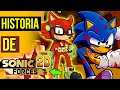 Consertaram O Sonic Forces Historia Sonic Forces 2d