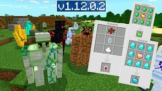 СБОРКА НОВЫХ МОДОВ для Minecraft PE 1.12.0.2! [№1] СКАЧАТЬ СЕЙЧАС БЕСПЛАТНО!