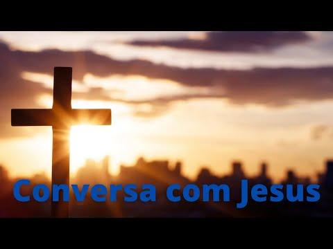 Conversa com Jesus. Faa esta orao durante nove dias com muita f, pea e receba a sua graa!
