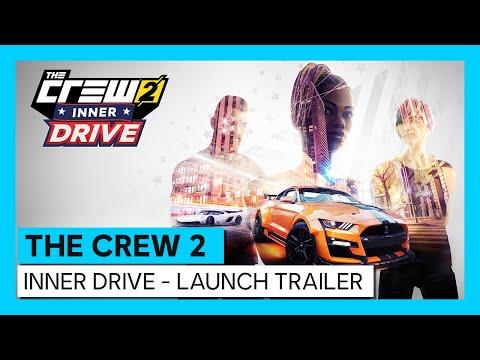 The Crew 2: Inner Drive - Launch trailer | Ubisoft
