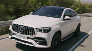2020 Mercedes-AMG GLE 53 Coupe video debut