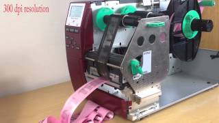 Pro Ribbon Printer - 14 inch per second printing
