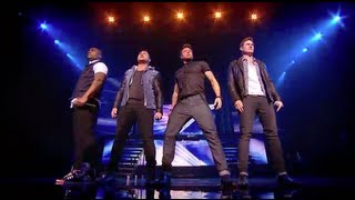 BLUE SING 'ALL RISE' LIVE - THE BIG REUNION