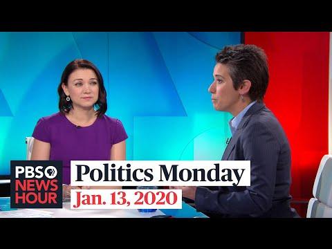 Tamara Keith and Amy Walter on Iowa caucus countdown, Sanders vs. Warren