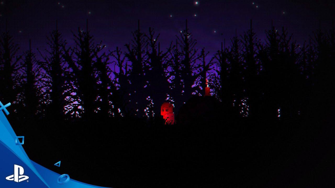 Haltet die Dunkelheit zurück, in Claire: Extended Cut – ab 30. August für PS4
