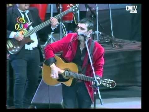 Guitarreros video Cosquín 2015 - Parte del show