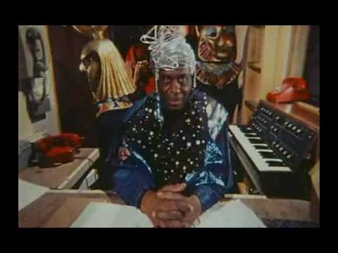 Sun Ra - Outer Space Employment Agency online metal music video by SUN RA