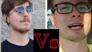 Reacting to mr beast videos and mr bro videos to see witch is better