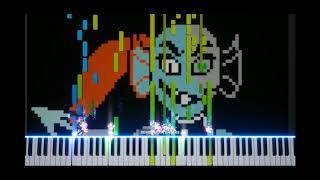 LucasPucas - Fuhuhu! + Trial By Water - Piano Cover